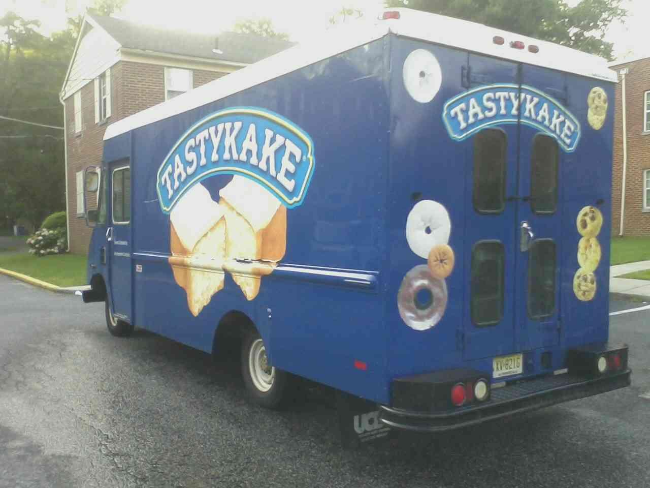 Tastykake Cake Route
