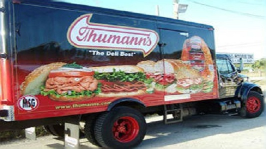 Thumann's Provisions Route