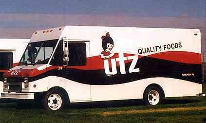 Utz Chip Route