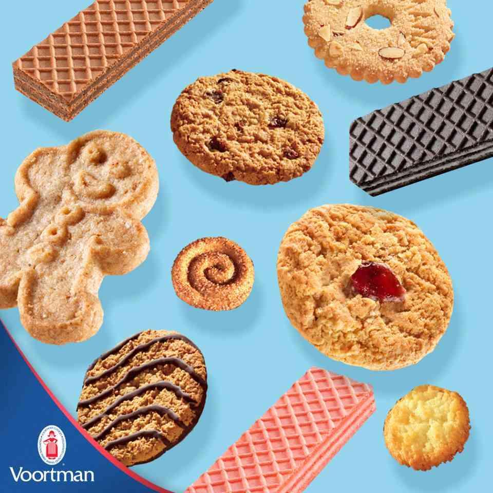Voortman Cookie Route