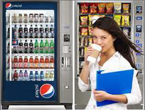Vending Machine Route