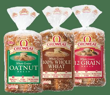 Oroweat Bread Route