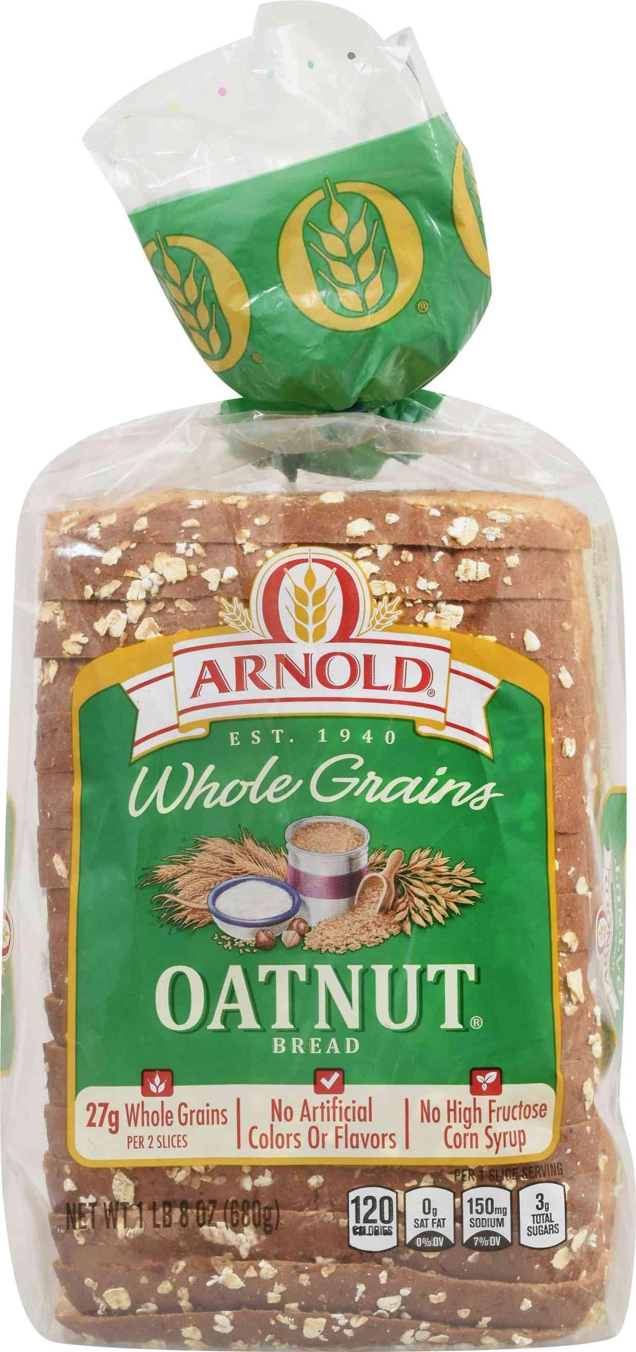 Arnold & Bimbo Bread Route