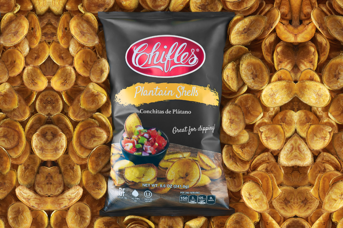 Chifles Plantain Chips Route