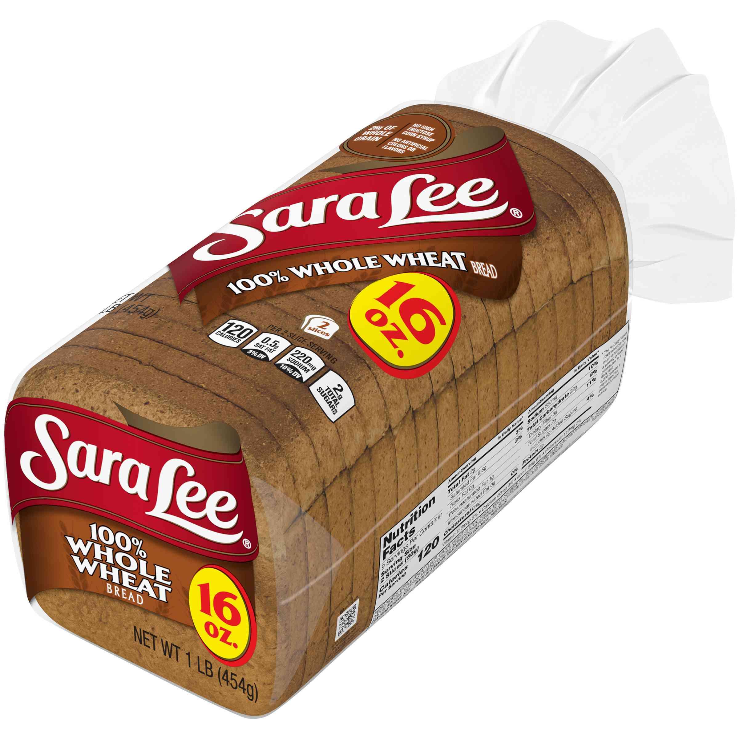 Sara Lee Bread Route